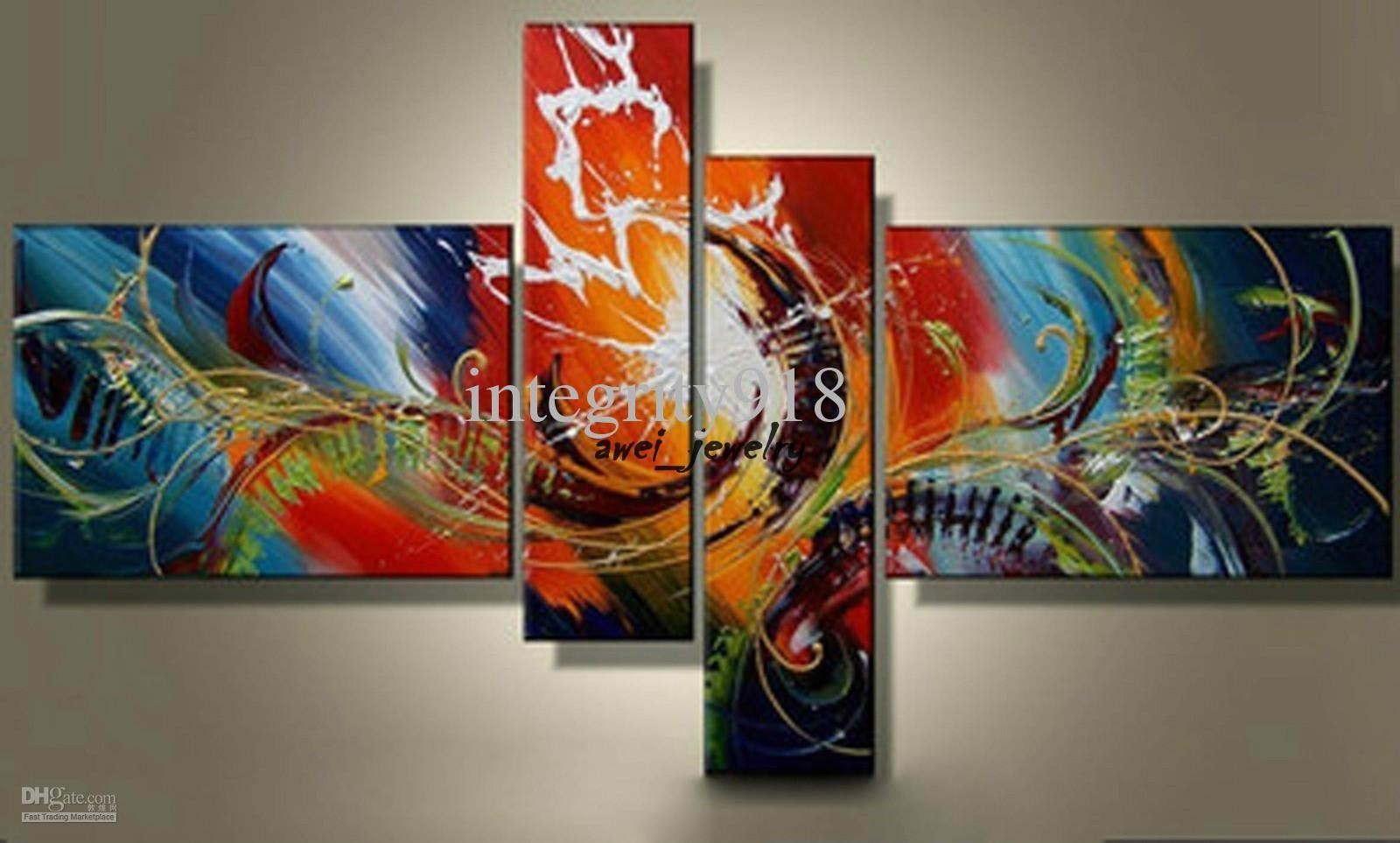 Home Design : Abstract Painted Wall Murals Wall Coverings Bath With Regard To Abstract Art Wall Murals (Image 9 of 20)