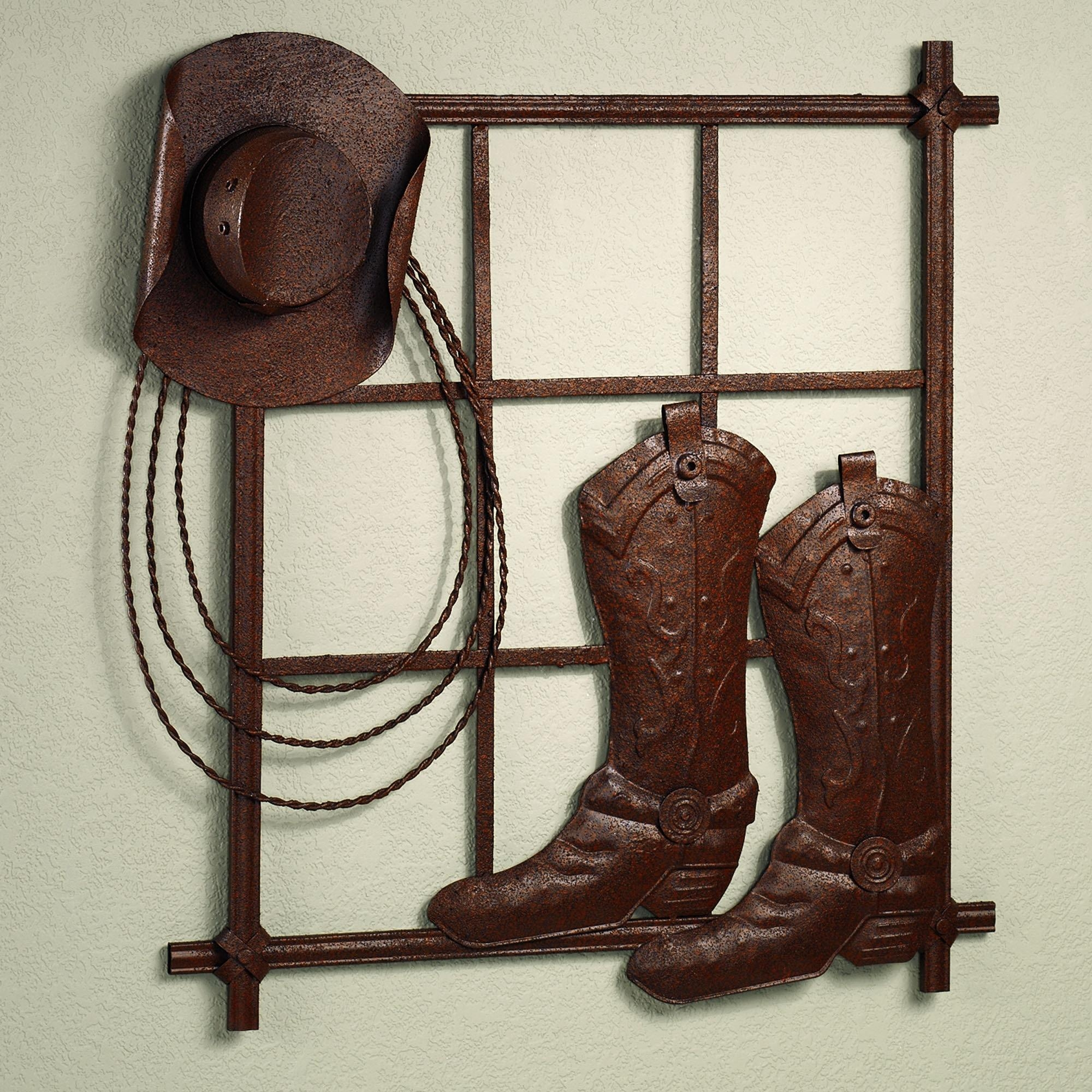 Home Design : Rustic Wood And Metal Wall Art Contemporary Compact With Wood And Iron Wall Art (Image 8 of 20)