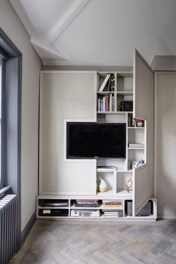 Home Interior Design Ideas For Small Spaces Best 10 Small Tv Stand Intended For Most Current Tv Stands For Small Spaces (Image 9 of 20)