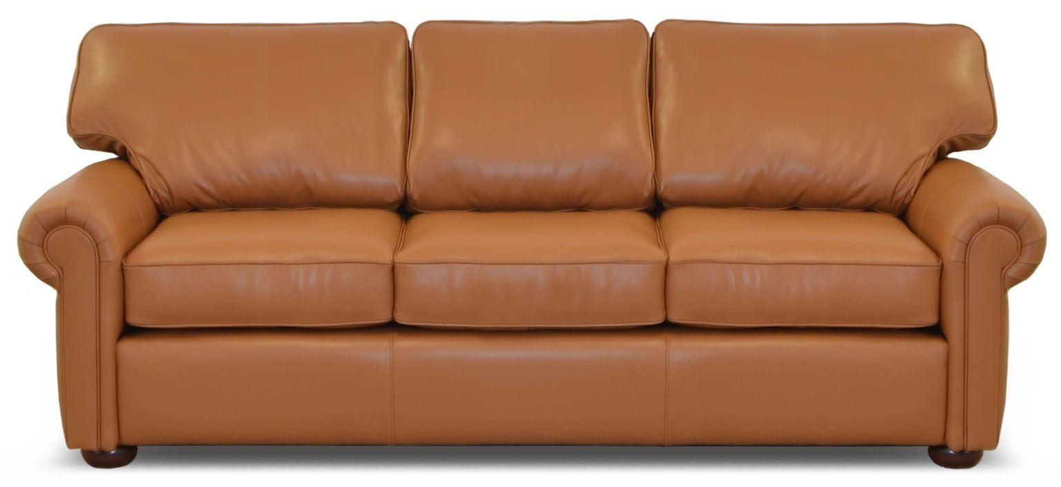 Home ‹‹ The Leather Sofa Company Regarding Leather Sofas (Image 9 of 21)