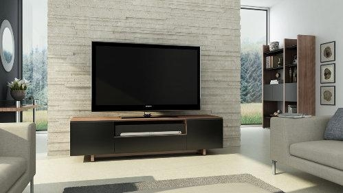 Home Theater | Tv Stand | Des Moines | Iowa |Design Pertaining To Newest Contemporary Tv Cabinets For Flat Screens (Image 14 of 20)