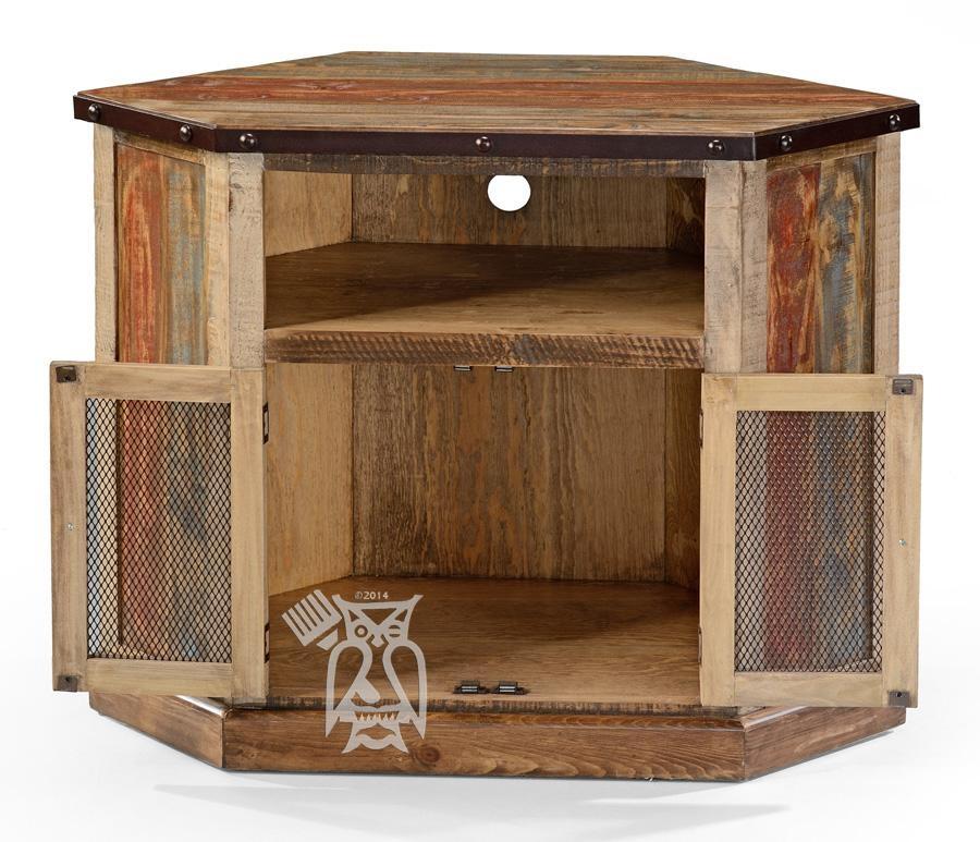 Hoot Judkins Furniture|San Francisco|San Jose|Bay Area|Artisan Regarding Most Current Real Wood Corner Tv Stands (View 7 of 20)