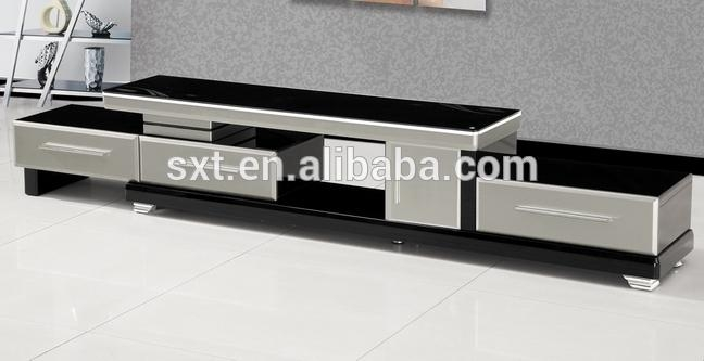Hot Selling Modern Extensible Design Wood Tv Stand – Buy Wood Tv Within Most Up To Date Contemporary Wood Tv Stands (Image 14 of 20)