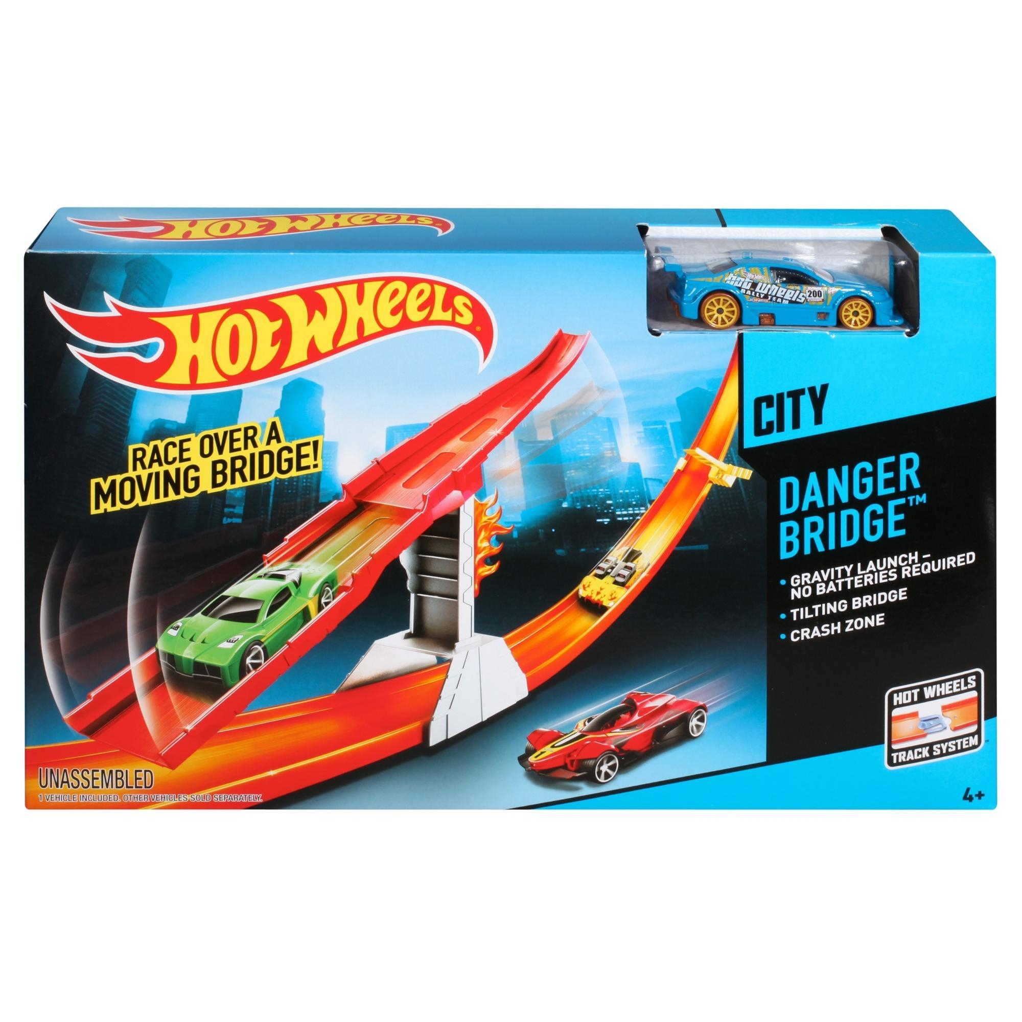 Hot Wheels Straight Track – Walmart Pertaining To Hot Wheels Wall Art (Image 15 of 20)