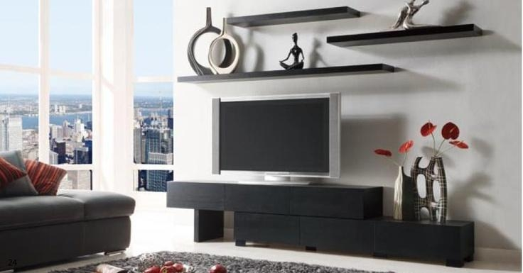 I Like The Floating Shelves Over The Tv | House Refresh Pertaining To Most Recent Over Tv Shelves (Image 16 of 20)
