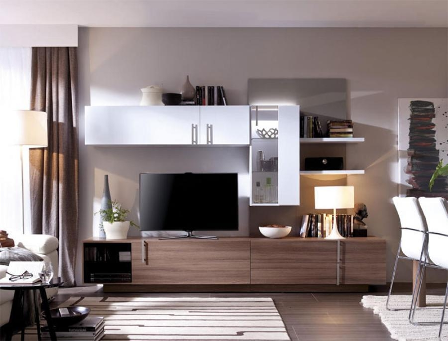 Idea: Mirror Backing | For Our First Nest | Pinterest | Nest And Regarding 2018 Tv Display Cabinets (Image 11 of 20)