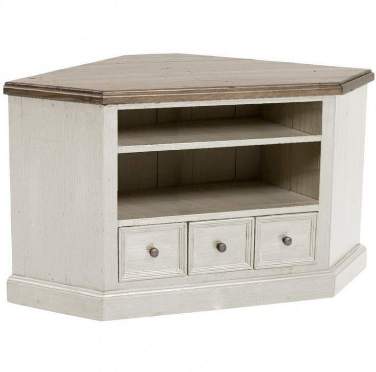 Ideas To Install Tv Stand Corner Unit – Furniture Depot Intended For Most Up To Date Corner Wooden Tv Stands (View 15 of 20)