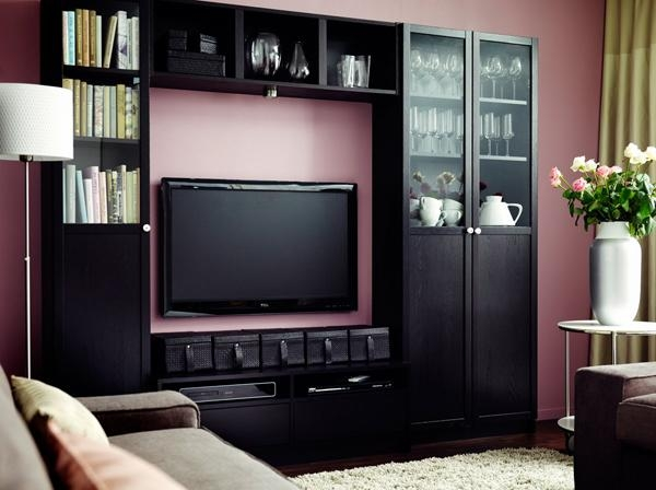 Ikea Tv Cabinet Design With Latest Stylish Tv Cabinets (View 13 of 20)