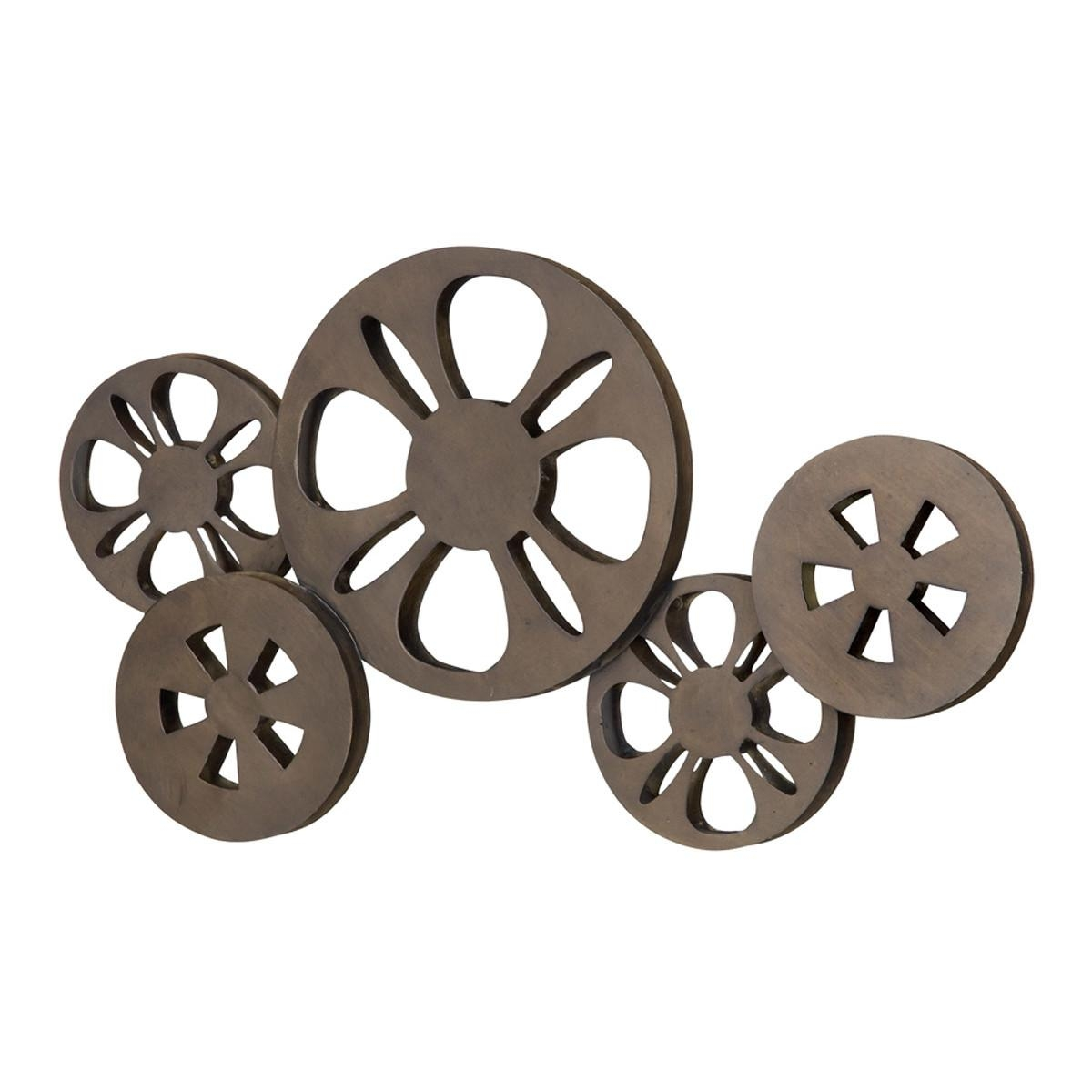 Images Of Movie Reel Wall Decor : Movie Reel Wall Decor Ideas Inside Movie Reel Wall Art (Image 11 of 20)