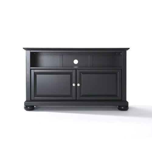 Impressive Small Tv Cabinet With Doors 17 Best Ideas About Small With Newest Black Tv Cabinets With Doors (View 2 of 20)