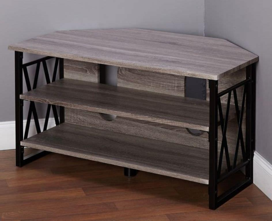 Industrial Corner Tv Stand — Tedx Decors : The Awesome Of Rustic In Most Current Industrial Corner Tv Stands (Image 14 of 20)
