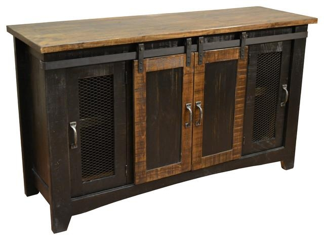 Industrial Tv Stands | Houzz Inside Most Recent Industrial Tv Stands (Image 14 of 20)