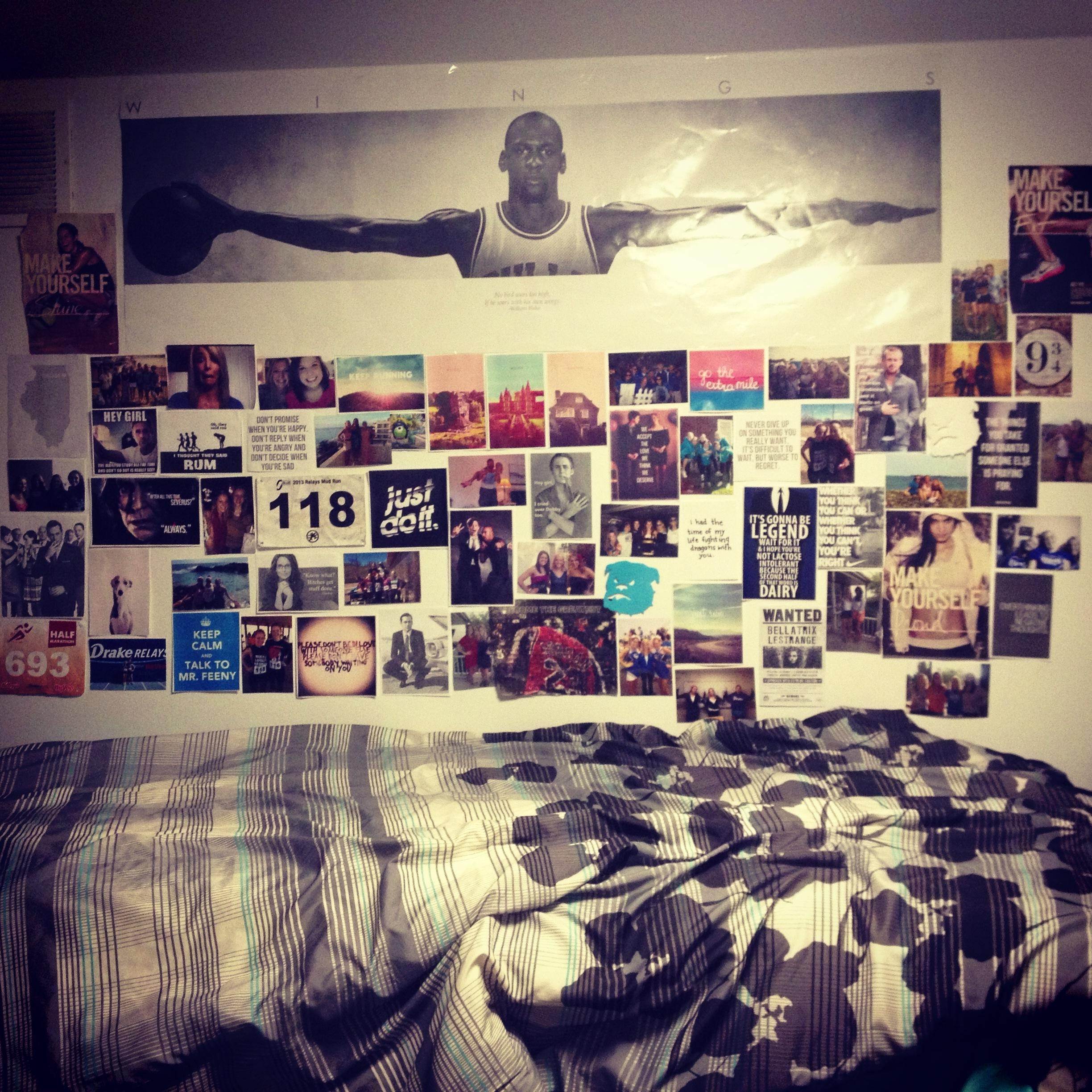 Innovative Decoration College Dorm Wall Decor Bright And Modern My For Wall Art For College Dorms (Image 18 of 20)