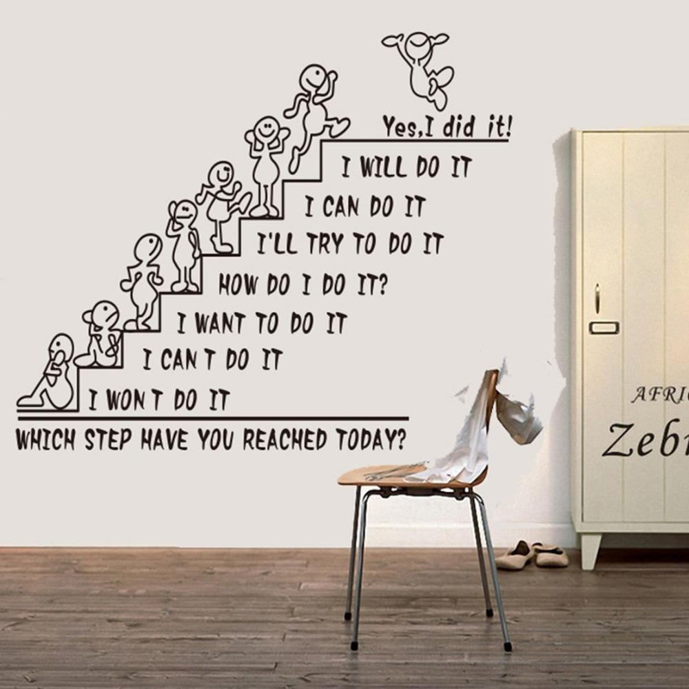 Inspirational Wall Art | Roselawnlutheran Throughout Motivational Wall Art For Office (View 13 of 20)