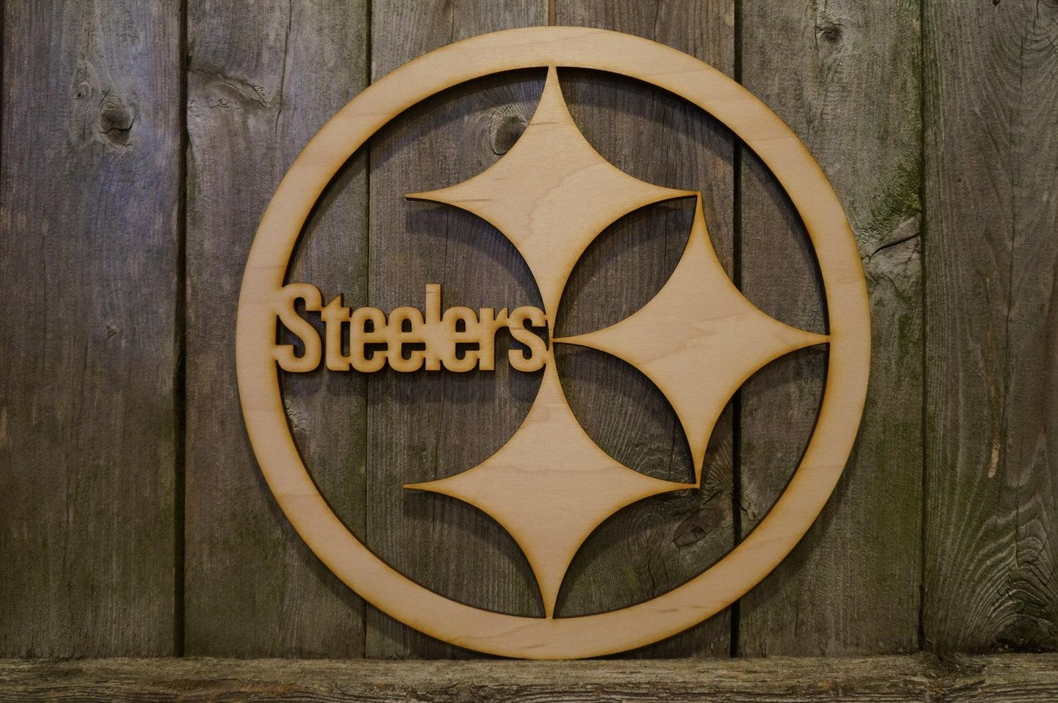 Interesting Decoration Steelers Wall Art Awesome And Beautiful Intended For Steelers Wall Art (Photo 8 of 20)