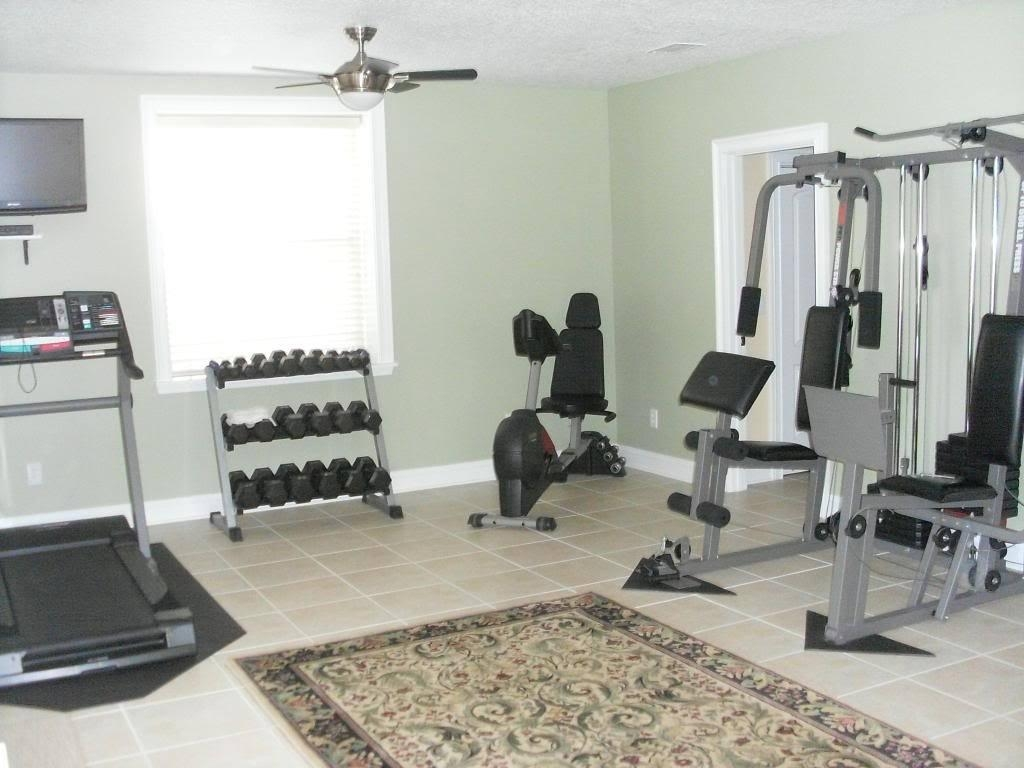 Interior : Terrific Home Gym Ideas Presenting Athletic Gym Within Wall Art For Home Gym (Image 10 of 20)