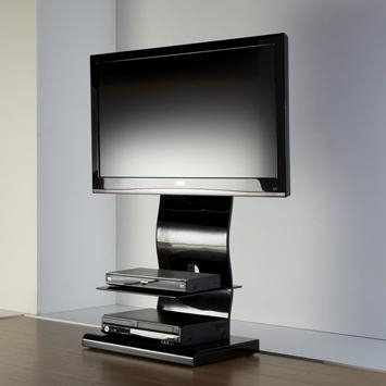 Iringa Ukgl 510, Iringa Range Wave Cantilver Stand With Single Pertaining To Most Current Iconic Tv Stands (Image 13 of 20)