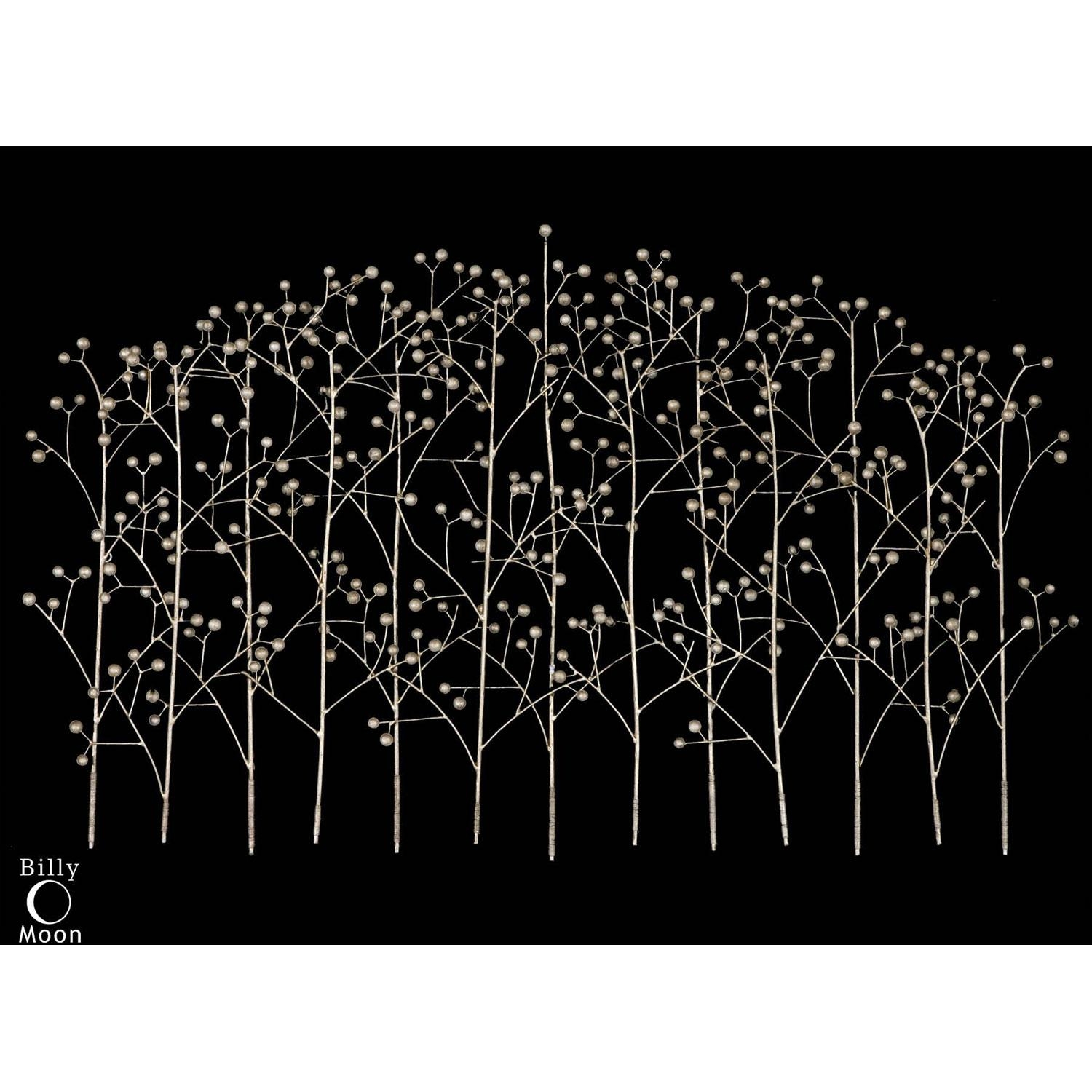 Iron Trees Metal Wall Art Uttermost Wall Sculpture Wall Decor Home Intended For Iron Tree Wall Art (Image 7 of 20)