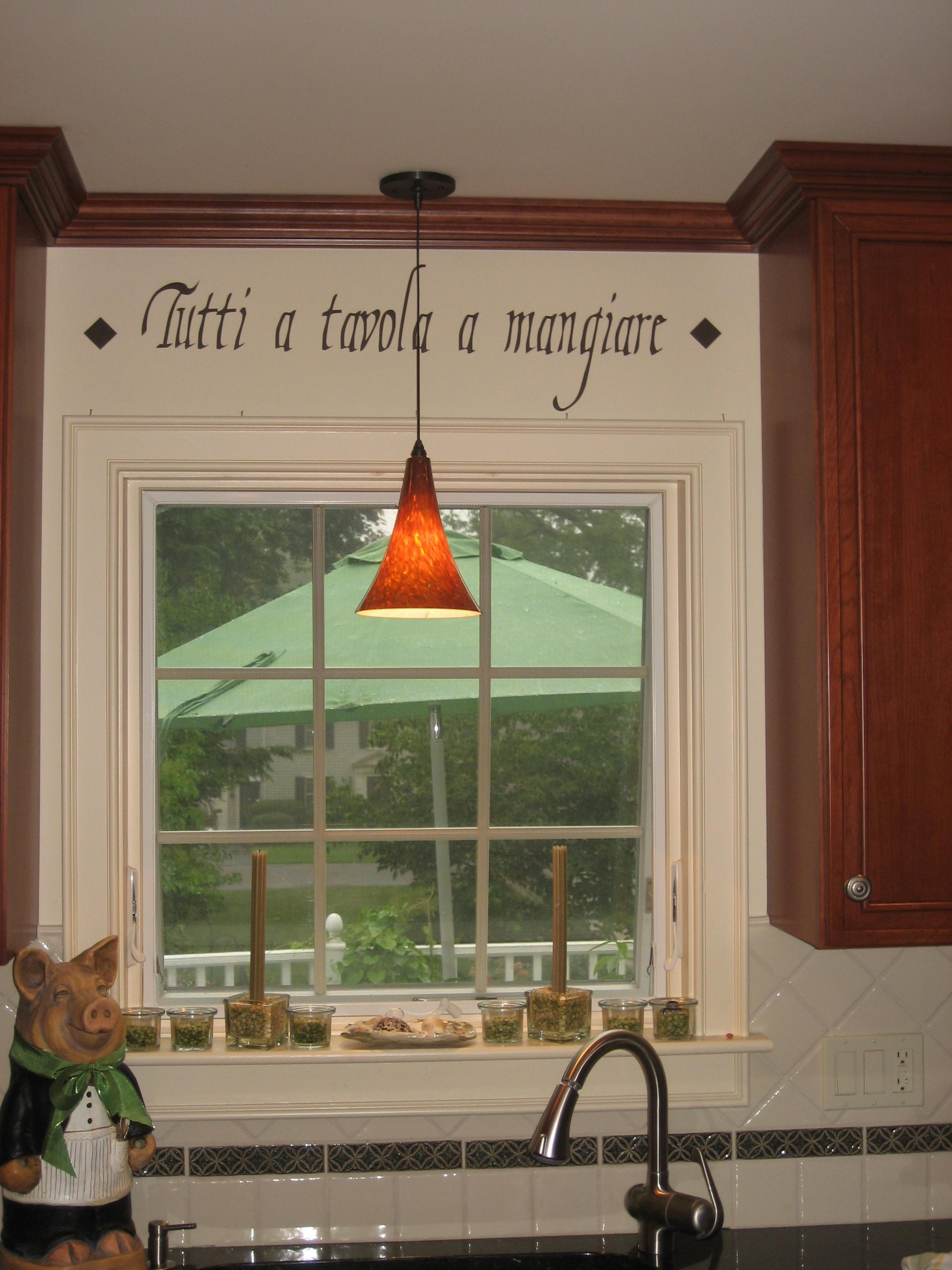 Italian Kitchen Quotes – Italian Kitchen Sayings And Wall Decors For Italian Wall Art For The Kitchen (View 11 of 20)