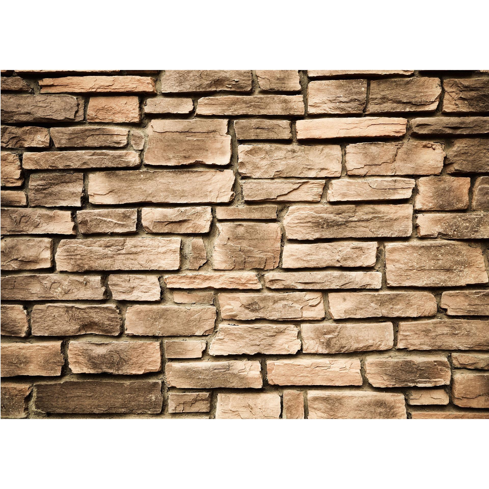 Italian Stonewall – Photo Wallpaper – Wall Art Within Italian Stone Wall Art (View 12 of 20)