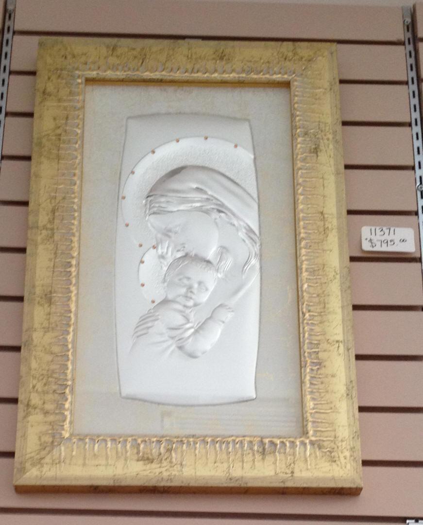 Italian Wall Decor Within Italian Silver Wall Art (View 3 of 20)