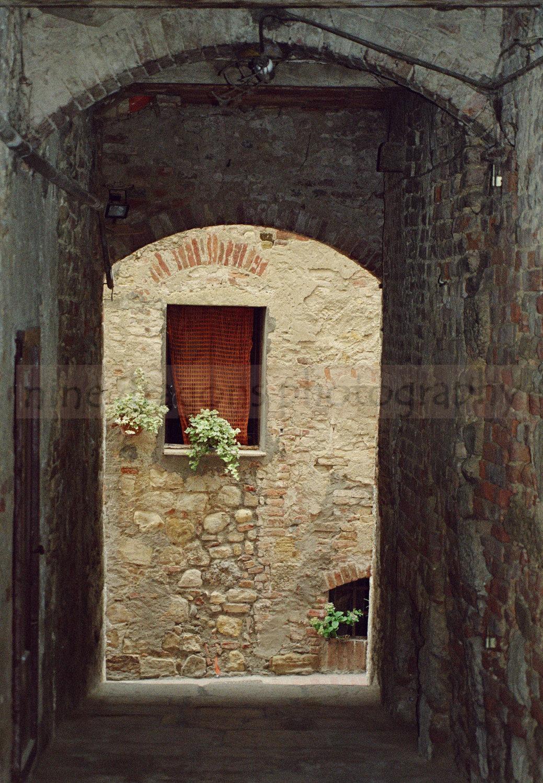 Italy Art Photo Rustic Italian Photography Window Wall Art Within Italian Stone Wall Art (Image 14 of 20)