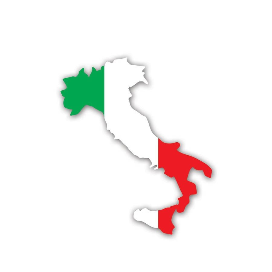 Italy National Flag Wall Artvinyl Revolution Pertaining To Italian Flag Wall Art (View 9 of 20)