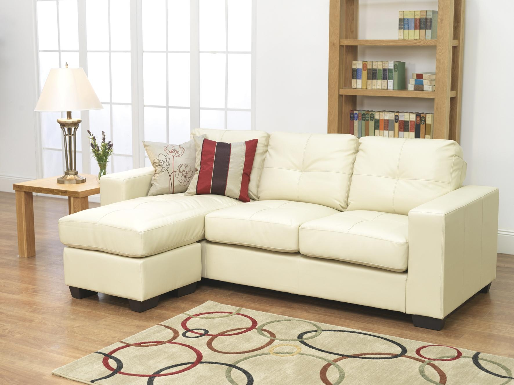 Ivory Color Leather Sofa Set | Centerfieldbar With Regard To Ivory Leather Sofas (Image 10 of 20)