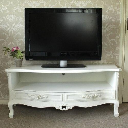 Ivory French Style Tv Cabinet In 2017 French Style Tv Cabinets (View 4 of 20)