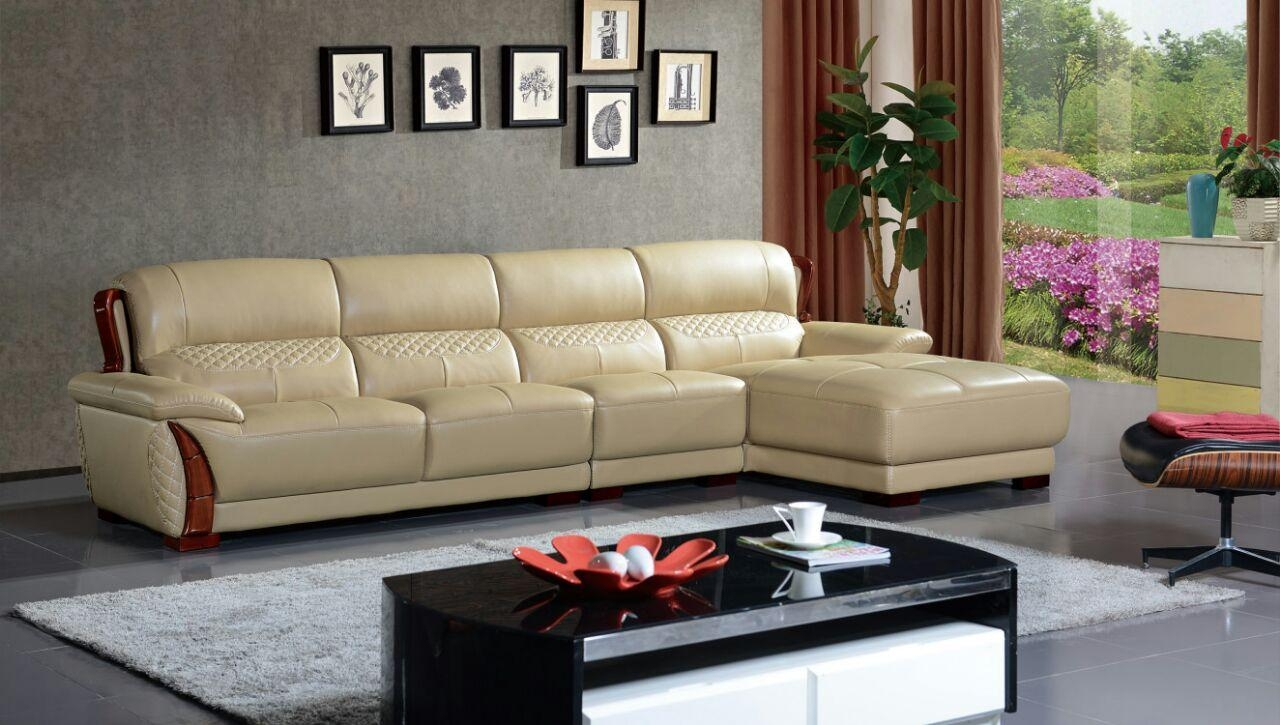 Ivory Leather Sofa | Chennaistarfurniture Intended For Ivory Leather Sofas (View 13 of 20)