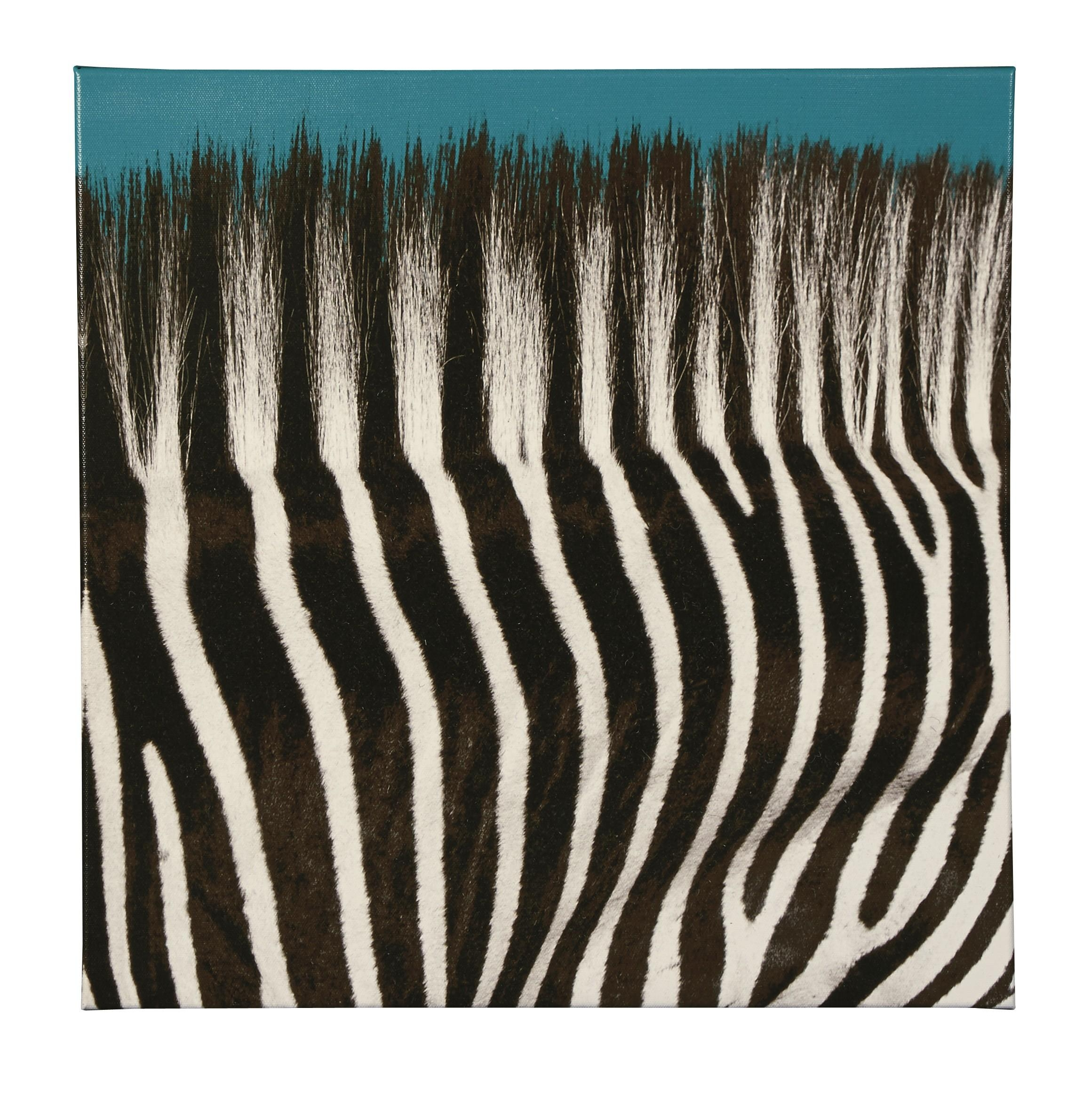 Jabbar Black/white/teal Wall Art - S&s Furniture Inc in Black and Teal Wall Art