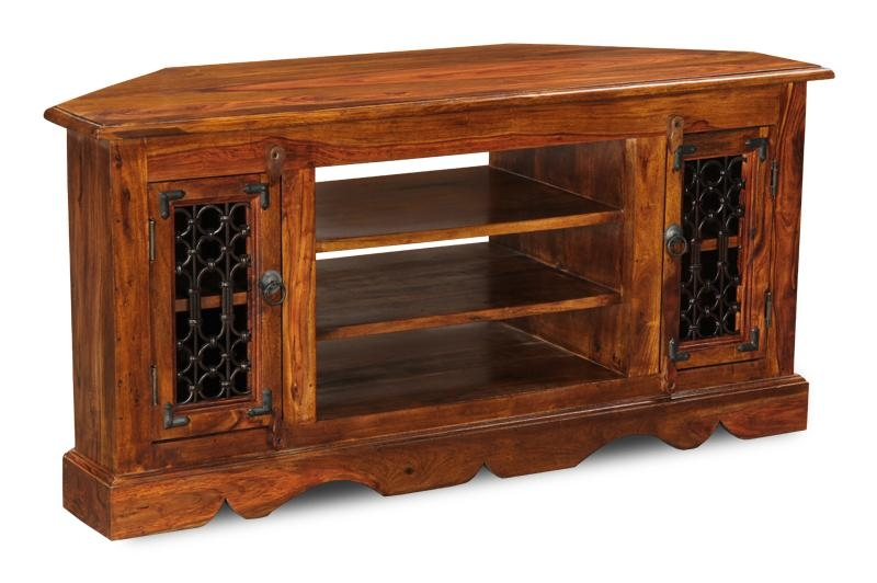 Jali Corner Tv Unit | Trade Furniture Company™ Within Most Current Jali Tv Cabinets (Image 9 of 20)