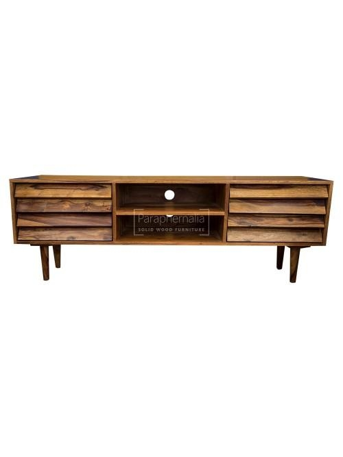 Jali Sheesham Furniture – The Full Range Of This Indian Rosewood Within Latest Sheesham Wood Tv Stands (Image 7 of 20)