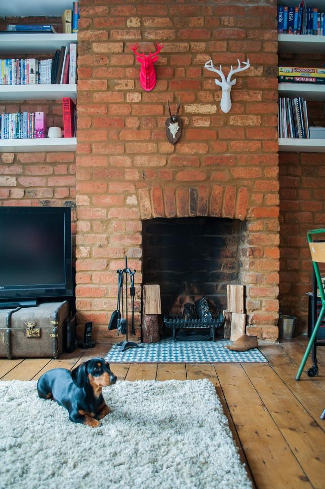 Joss And Main Rugs In Living Room Eclectic With Wooden Lcd Tv For Most Current Joss And Main Tv Stands (Image 10 of 20)