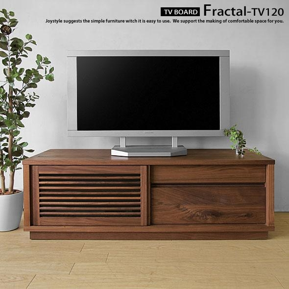 Joystyle Interior | Rakuten Global Market: An Amount Of Money With Regard To Recent Walnut Tv Cabinets With Doors (Image 6 of 20)