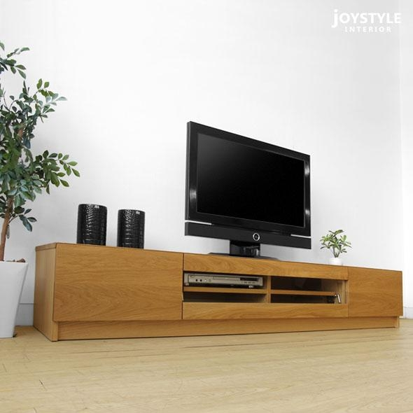 Joystyle Interior | Rakuten Global Market: Tv Board Gram 200Wo In 2017 White And Wood Tv Stands (View 11 of 20)