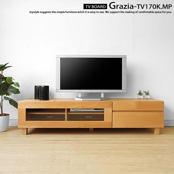 Joystyle Interior | Rakuten Global Market: Width 170 Cm Maple Intended For Best And Newest Maple Tv Stands (Image 15 of 20)