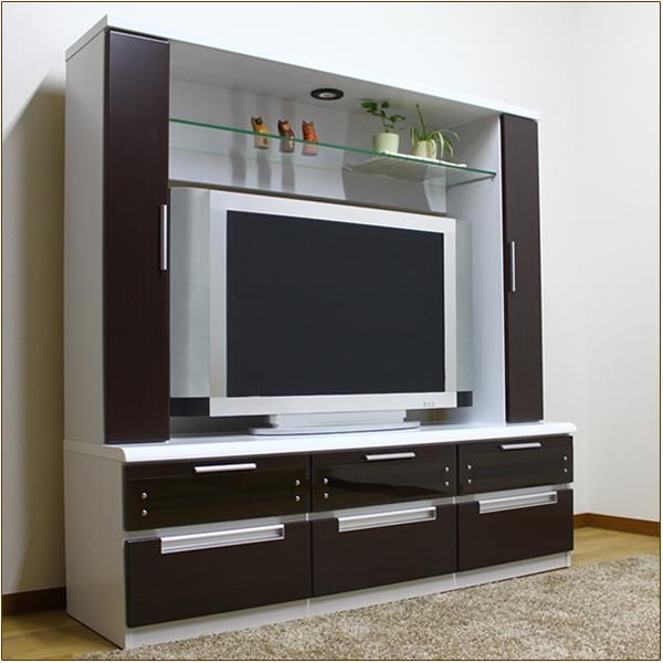 Kagu Mori | Rakuten Global Market: Snack Width 150 Cm Tv Board Tv Throughout Most Recently Released Tv Cabinets With Storage (Image 9 of 20)