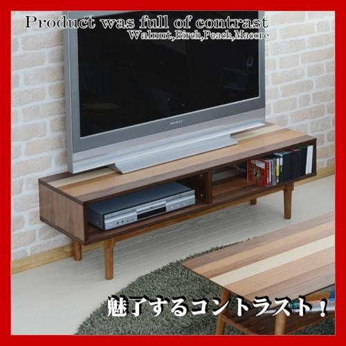 Kagudoki | Rakuten Global Market: Beautiful Tv Stand Yotb 120 Throughout Current Scandinavian Design Tv Cabinets (Image 14 of 20)