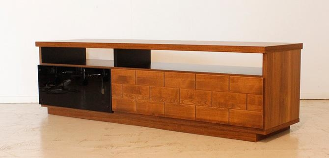 Kagumaru | Rakuten Global Market: Finished Tv Stand Wood Walker With Regard To Current 150Cm Tv Unit (Image 13 of 20)