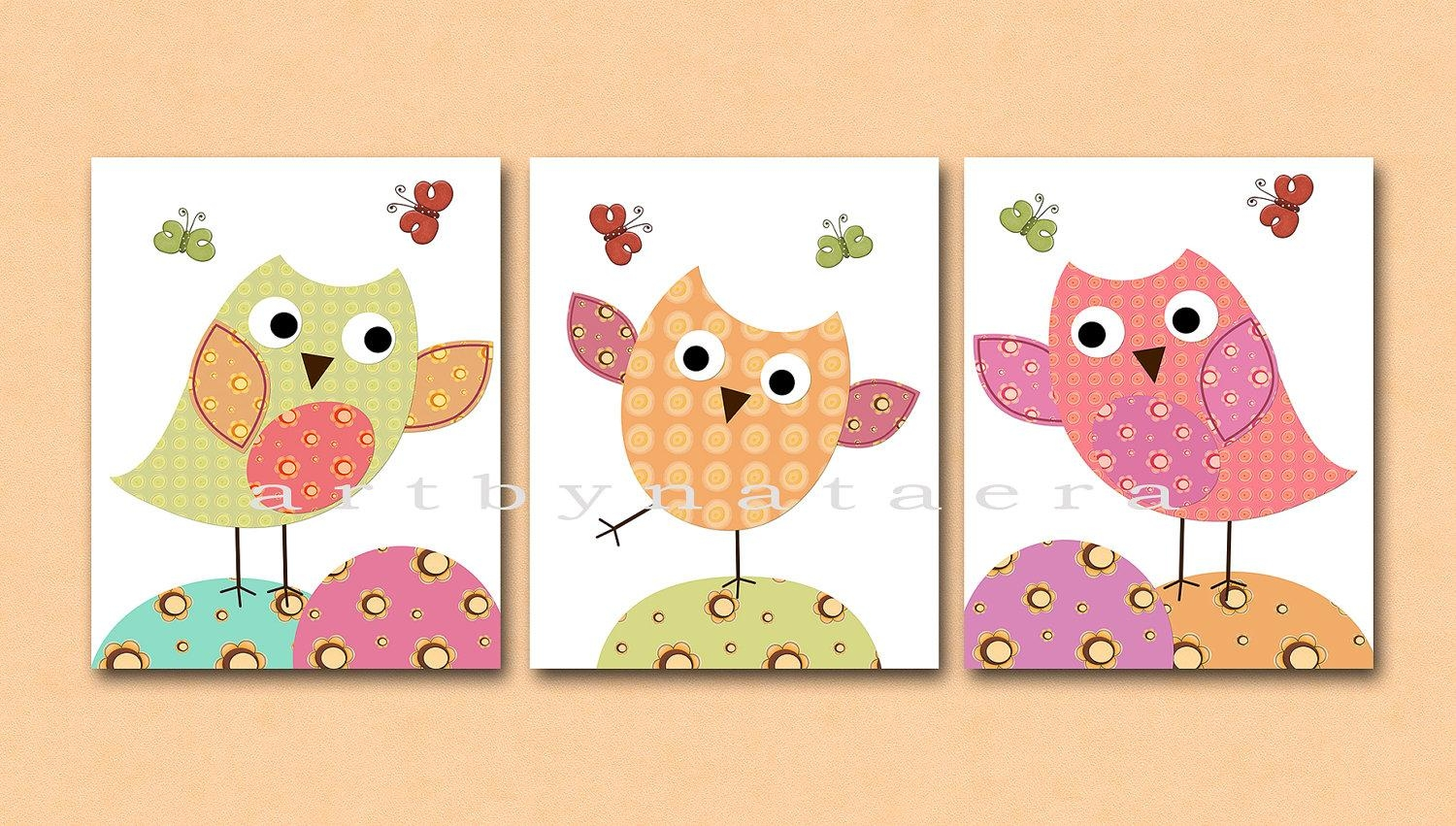 Childrens Wall Art Prints - Elitflat