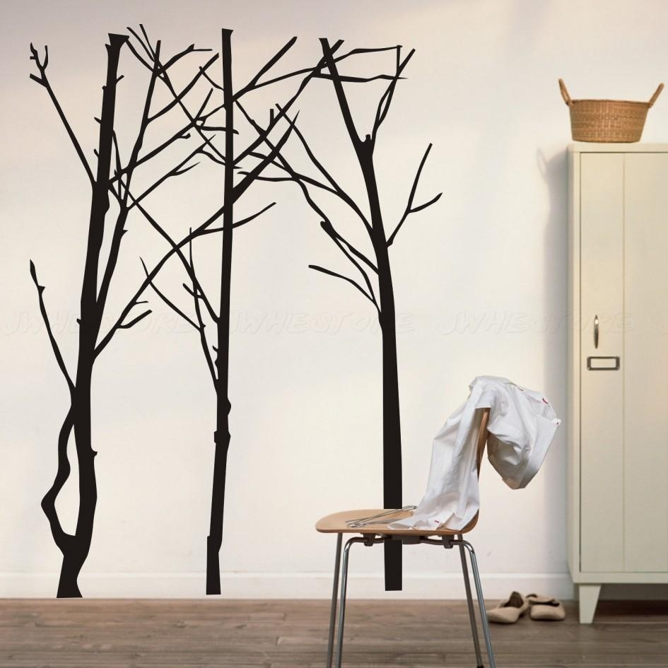 d754576f52a ... Large Wall Tree Decal Forest Decor Vinyl Sticker Highly  20 Best Ideas  Oak Tree Vinyl