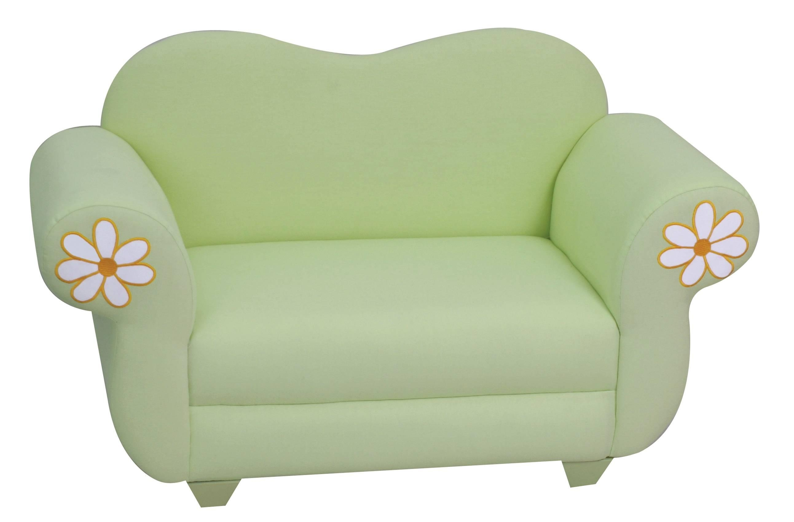 Kids Sofa Chair Fun Furnishings 3 Piece Kids Sofa Chair And Within Children Sofa Chairs (View 7 of 22)