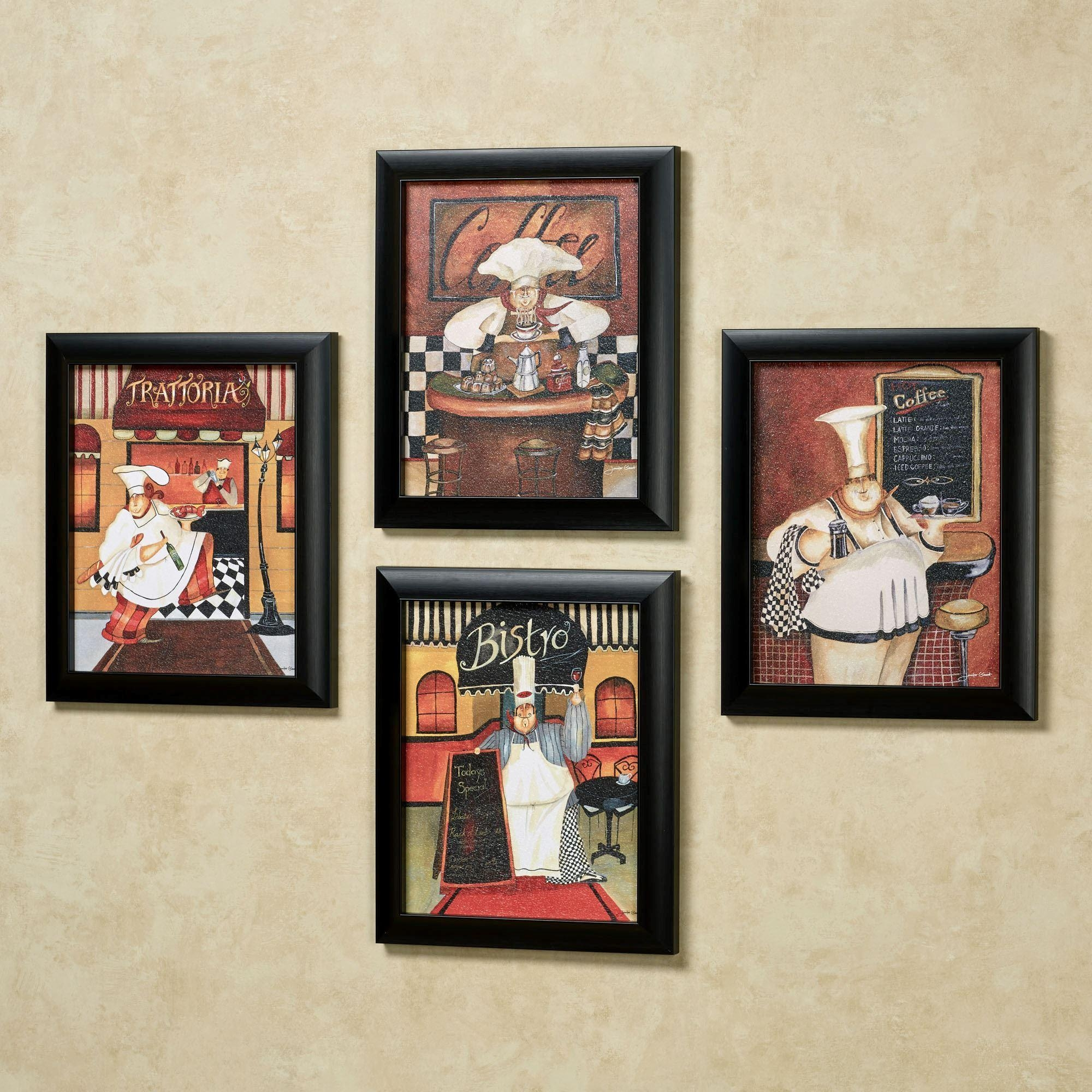 Kitchen And Dining Room Wall Art | Touch Of Class Within Italian Chef Wall Art (View 2 of 20)
