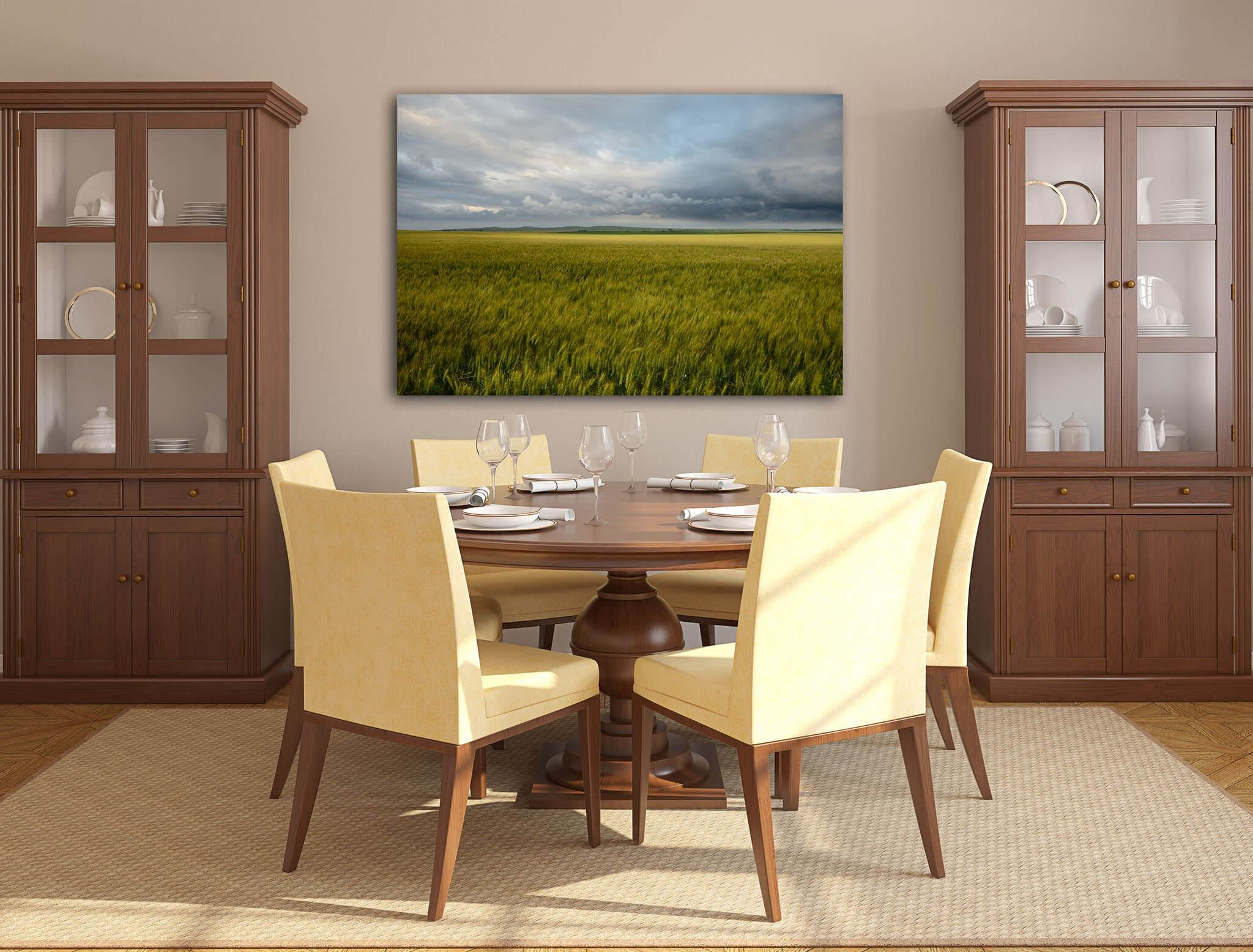 Kitchen & Dining Room Wall Art Ideas – Franklin Arts Throughout Art For Dining Room Walls (View 9 of 20)