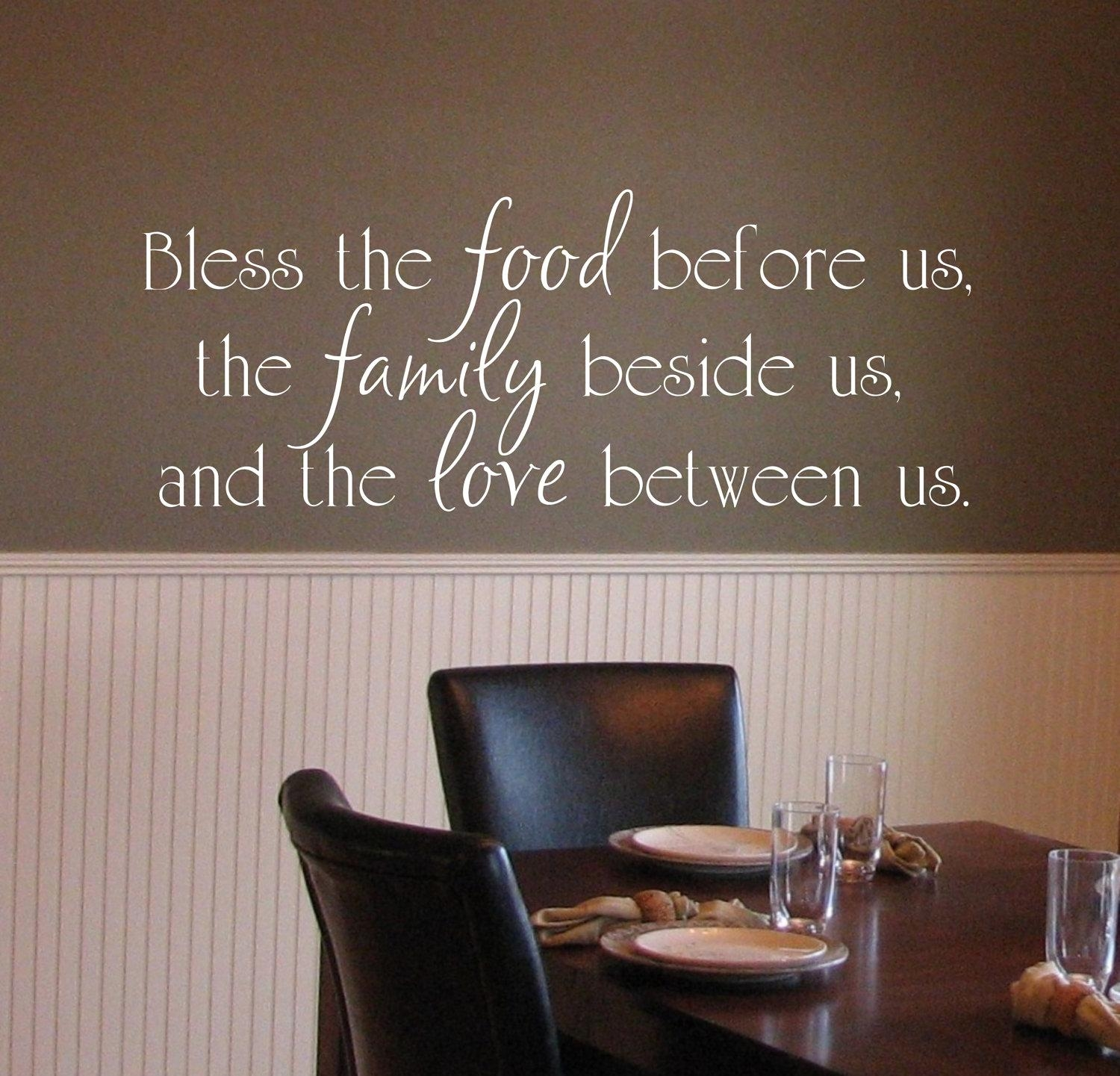 Kitchen : Framed Wall Art Kitchen Prints Living Room Wall Art Intended For Framed Wall Art Sayings (View 16 of 20)