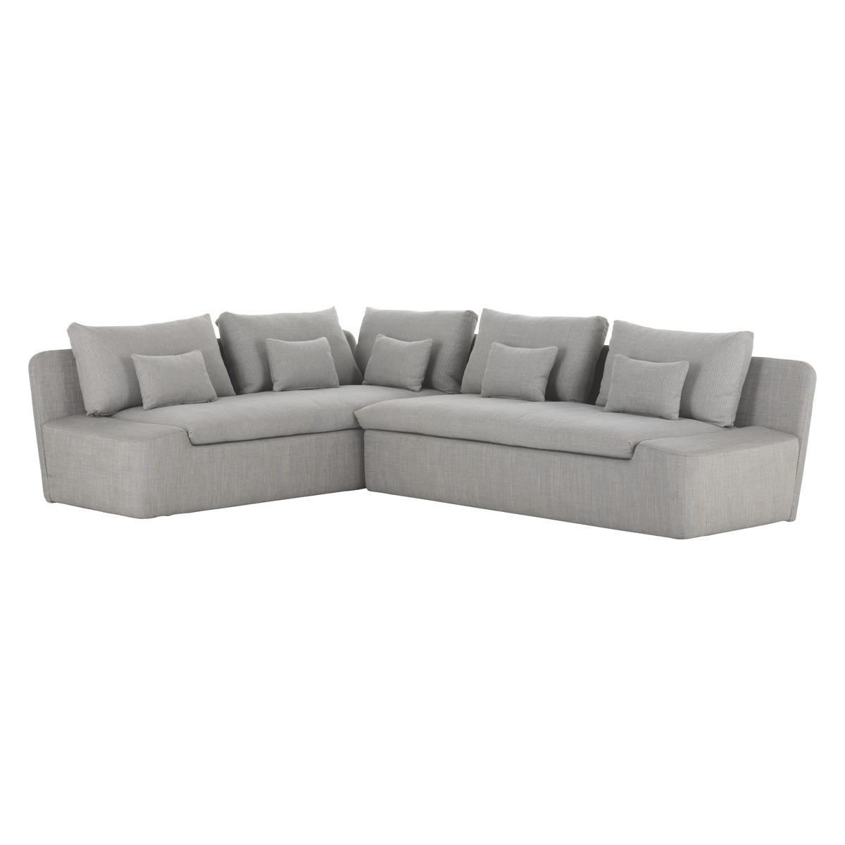 Large Corner Sofa Cheap | Savae Pertaining To Large Black Leather Corner Sofas (Image 12 of 22)