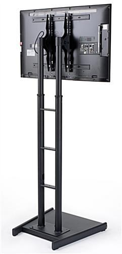 """Large Tv Stand For 32"""" To 65"""" Screens W/ Tall Adjustable Design With Current Tv Stand With Mount (Image 11 of 20)"""