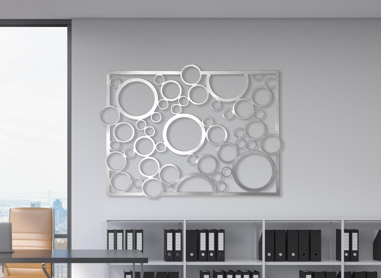 20 top metal wall art outdoor use wall art ideas. Black Bedroom Furniture Sets. Home Design Ideas