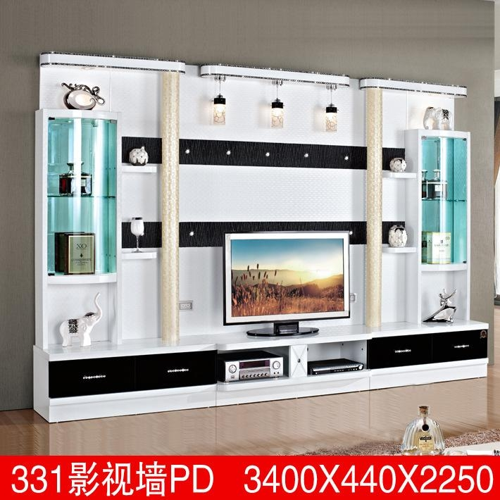 Latest Design Lcd Tv Wooden Hall Cabinets Modern Tv Cabinet – Buy For 2017 Modern Lcd Tv Cases (View 18 of 20)